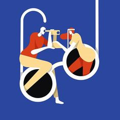 Sunglasses out!!  eyes check for Optometry Today.  #sunglasses #editorial #illustration