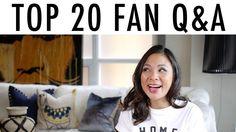 TOP 20 FAN QUESTIONS!