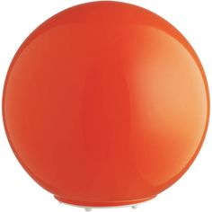 orange table lamp - Google Search