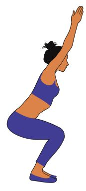 7 yoga poses to stre