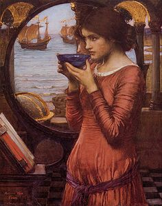 Destiny  John William Waterhouse