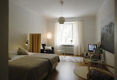 Helsinki Design Hotel : Hotelli Helka Helsinki, Design Hotel, Spaces, Friends, Bed, Interior, Furniture, Home Decor, Finland