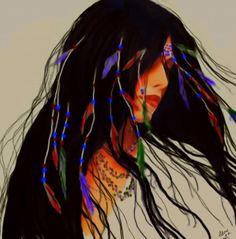 Native beauty
