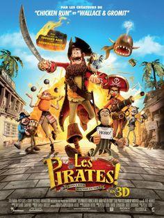 Les pirates ! Bons à rien, mauvais en tout [The Pirates ! In an Adventure with Scientists !] - Peter Lord