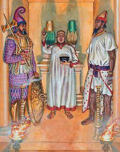 Carthaginians. High-Ranking Officials, c. 400 BC