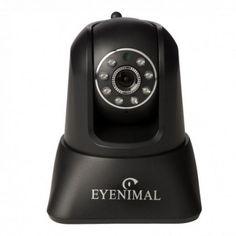 EYENIMAL  Megfigyelő kamera háziállatoknak / Éjjellátó funkcióval /