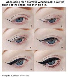 vwww.dchomewares.com found this make-up tip online.