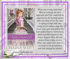 Bells, bodyguards, and beaux - Never Envy an Earl by Regina Scott @reginascottpins #historicalFiction #cleanRomance #England #RegencyFiction #RegencyRomance #ActionAdventure #Napolean #FrenchSpy #bookstagram #bookmemes #bookish #bookmeme #booklover #amreading #bookquotes #bookquotes #quote #books #bookreview #historicalFiction