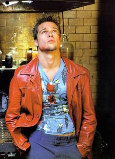 "Tyler Durden:  ""Listen up, maggots. You are not special. You are not a beautiful or unique snowflake. You're the same decaying organic matter as everything else."""