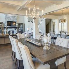 Open concept. I love how clean white is..