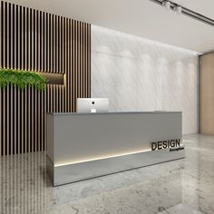 Reception Counter Design, Office Reception Design, Modern Reception Desk, Office Table Design, Office Furniture Design, Office Counter Design, Modern Furniture, Corporate Interiors, Office Interiors