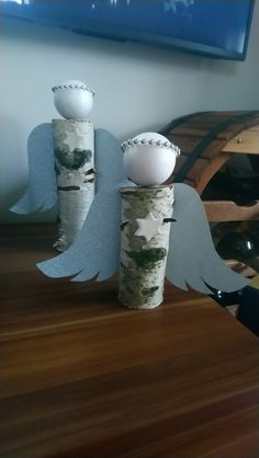 Christmas Angel Ornaments, Christmas Diy, Christmas Decorations, Xmas, Wooden Angel, Craft Show Ideas, Diy Art, Projects To Try, Create