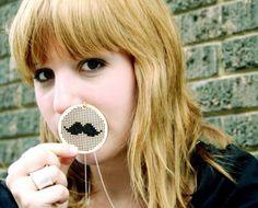 Mustachio - Collier par Nea