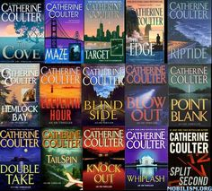 Catherine Coulter -- a favorite author