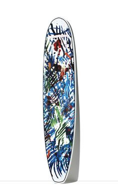 La planche réalisée par Raymond Pettibon http://www.vogue.fr/mode/news-mode/diaporama/les-planches-de-surf-tommy-hilfiger/12471#la-planche-realisee-par-raymond-pettibon