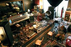 Animal Collective recording