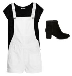 """""""Adelaine Morin Vidcon Outfit"""" by sa-sarah on Polyvore featuring Bobeau, Madewell and Steve Madden"""