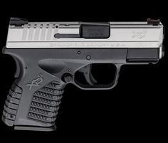 XD-S 9mm Bi-tone