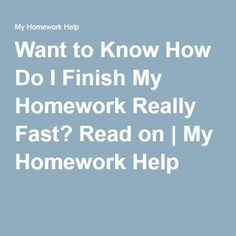 Sample Do my homework tumblr