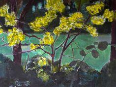 Louis van Aarle. Painting about painting