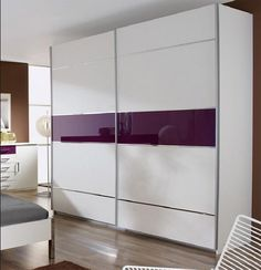 59 best Ideas for sliding glass door cabinet diy Sliding Door Wardrobe Designs, Sliding Door Design, Closet Designs, Sliding Glass Door, Bedroom Cupboard Designs, Wardrobe Design Bedroom, Bedroom Cupboards, Lcd Panel Design, Wardrobe Dresser