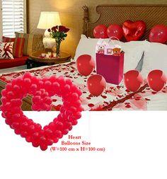 balonlar, hediye