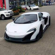 675LT out for a charity drive this morning!  #Zero2Turbo #ExoticSpotSA #McLaren #675LT #SouthAfrica