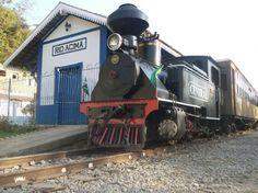 Trem das Cachoeiras - Rio Acima # Minas Gerais # MG # Brasil