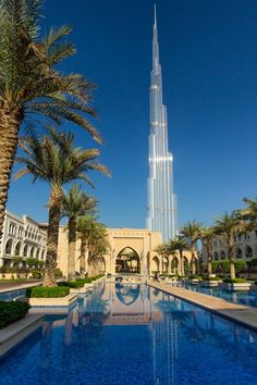 Burj Khalifa-Dubaı