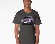 Vintage Morris 1800 or 2200 t-shirt. Retro Cars, Vintage Cars, Mens Tops, T Shirt, Fashion, Antique Cars, Moda, Tee Shirt, Fashion Styles