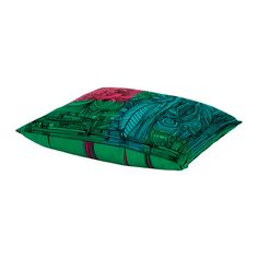EIVOR Cushion IKEA Zip; cover is easy to remove for washing. (7)