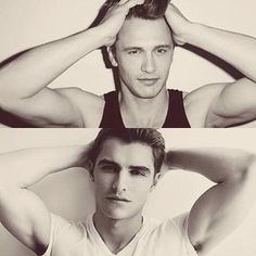 James and Dave Franco. YUMMY.