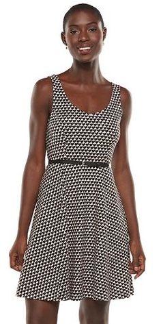 Showcase your feminine side with this women's LC Lauren Conrad dress.