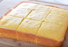 If you have a little corncob at home, you can make a wonderful cake . - If you have a little corncob at home, you can make a wonderful cake out of it! Hungarian Recipes, Russian Recipes, Slow Cooker Recipes, Cooking Recipes, Polenta Cakes, Yummy Food, Tasty, Almond Cakes, Amazing Cakes