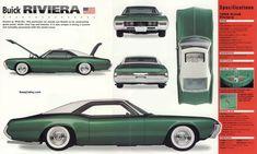 1969 Buick Riviera. The Phat Riv.
