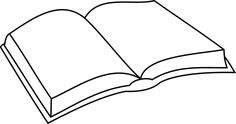 Carte Deschisă Imagini - Descarcă imagini gratuite - Pixabay Outline Images, Book Outline, Outline Drawings, Bible Images, Book Images, Open Book Drawing, Free Pictures, Free Images, Coloring Books