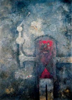 // Danzante - Rufino Tamayo, 1980.