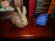 McCarty Bunny & Bird!