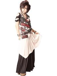 SEX POT ReVeNGe/ Custom STUDS A SYMMETRY Long Cutsew / See more at http://www.cdjapan.co.jp/apparel/sexpot.html #harajuku #punk fashion