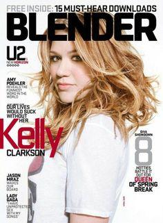 Kelly Clarkson Magazine Cover Photos - List of magazine covers featuring Kelly Clarkson - Page 6