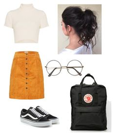 """2017"" by haileymagana on Polyvore featuring Staud, NOLA and Vans"