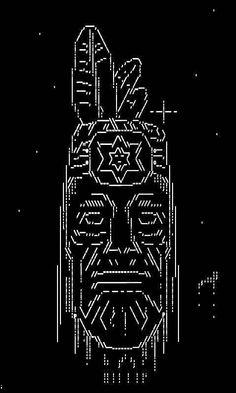 "MakingOf ""Totem"" ( #ASCII / #ANSI )"