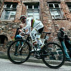 World Champion Philippe Gilbert (BMC)