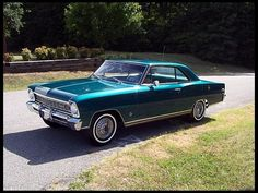 1966 Chevrolet Chevy II SS Coupe