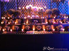 boda decorada en oro