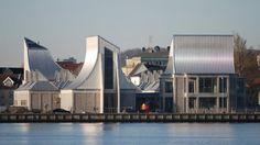 Utzon Center, Aalborg.