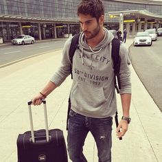 """Nick Bateman on Instagram: """"Off to Vegas ?"""" ❤ liked on Polyvore featuring nick bateman and photos"""