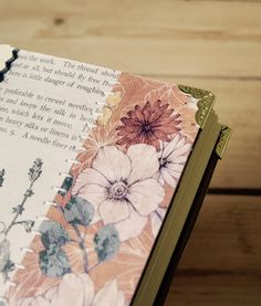 Hand made notebooks