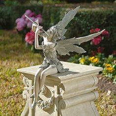 45 Best Fairy Statues Images