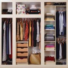 Platinum Wardrobe Organisation | Catalog Products | Shop | Look Great Feel Fabulous